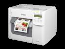 Kleuren labelprinter Epson C3500