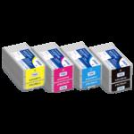 Inktcartridges voor Epson C3500 kleuren labelprinter
