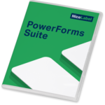 Nicelabel labelsoftware Powerforms Suite