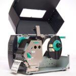 Toshiba B-EX4T1 labelprinter open