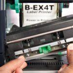 Toshiba B-EX4T1 labelprinter wissel printkop