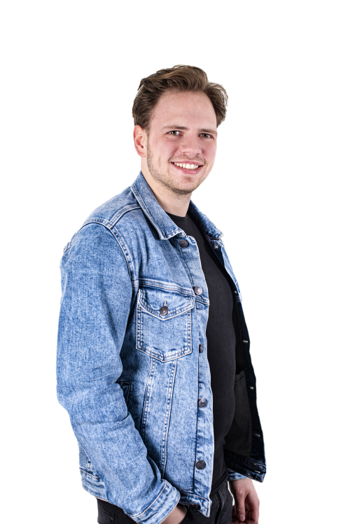 Tim van der Hoorn - product specialist van Labels en Meer