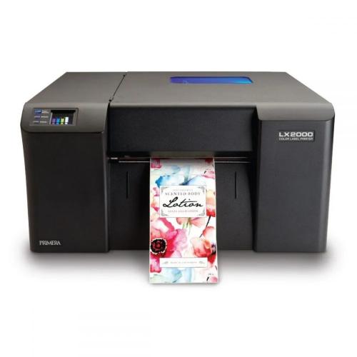 Kleuren label printer van Primera - LX2000