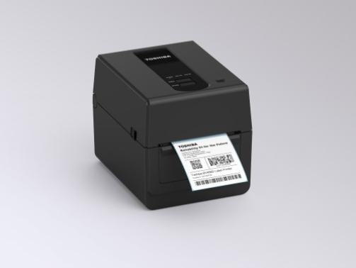 Desktop label printer BV400D direct thermisch van Toshiba