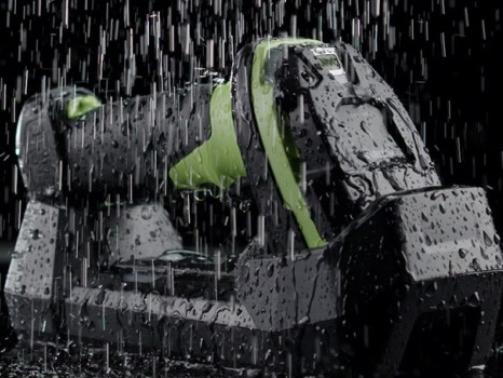 Zebra DS3600 barcode scanner met regen