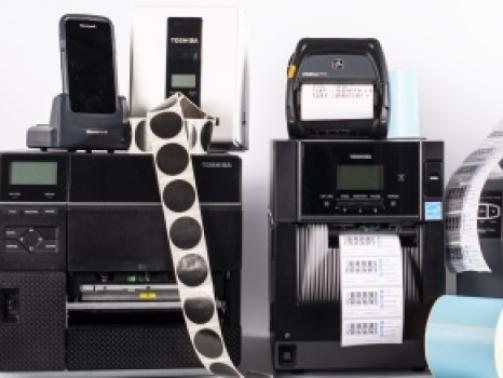 Overzicht van onze producten waaronder label printers, barcode scanners en etiketten