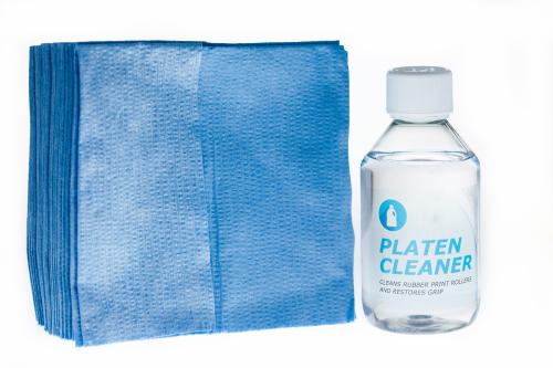 Reinigingskit platen cleaner met reinigingsdoekje
